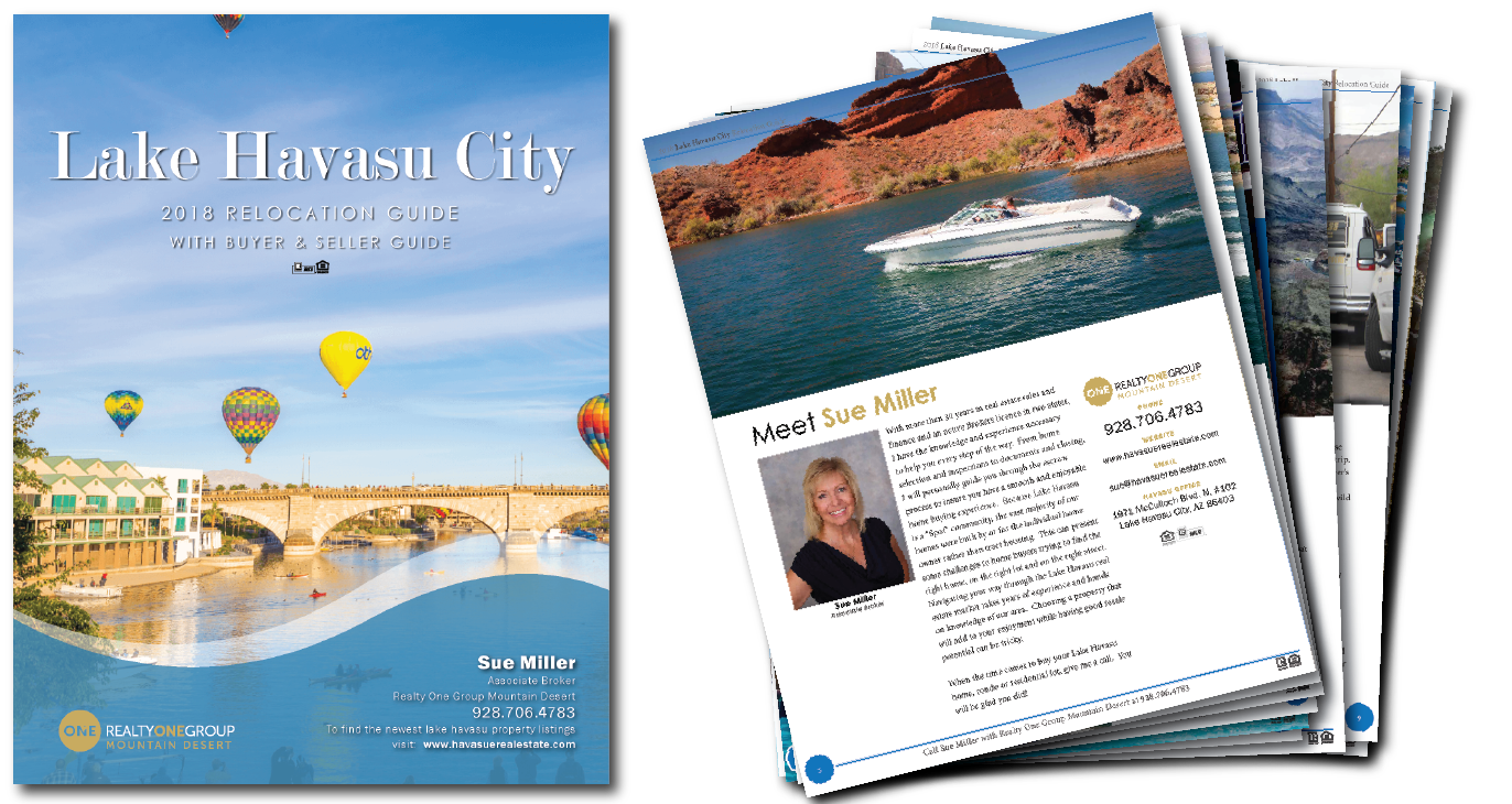 2018 Lake Havasu City Relocation Guide